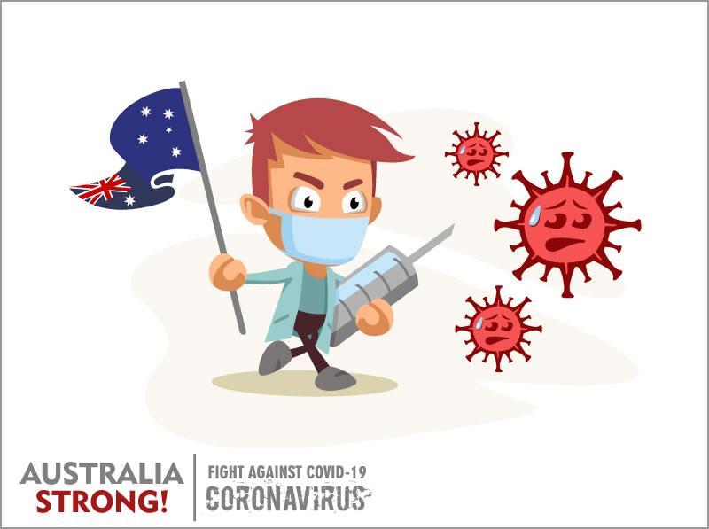 オーストラリアのコロナウィルス最新情報(2020年10月10日更新)